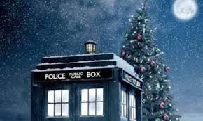 Have a Timey Wimey Christmas