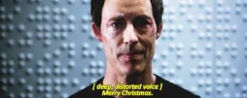 Bad Harrison Wells
